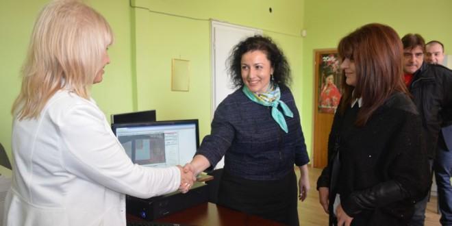 Десислава Танева, Хасково