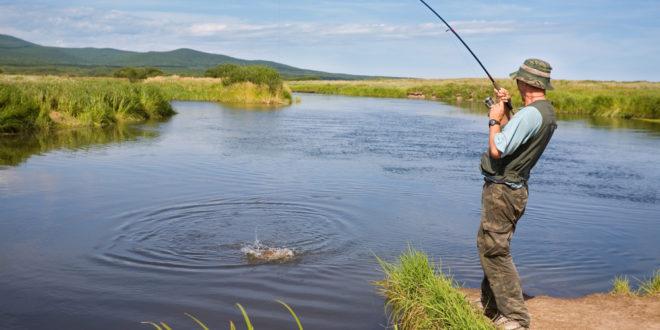 риболов, рибар