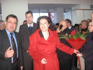 Десислава Танева открива Агра 2015 г.
