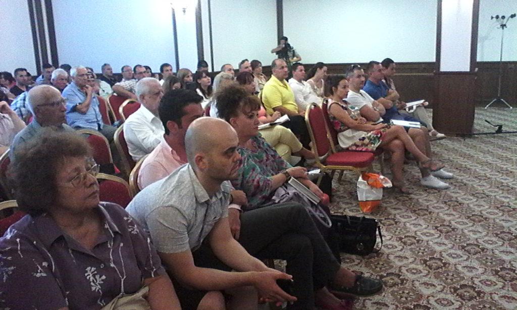 семинар на Novek
