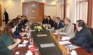 делегация на Росагромаш