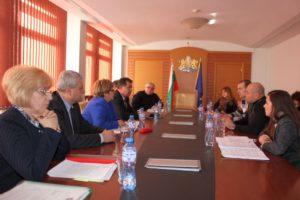 Среща между Христо Бозуков и НОА след протеста