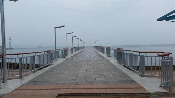 """""""Старият пристан"""" на Поморие вече е реновиран"""