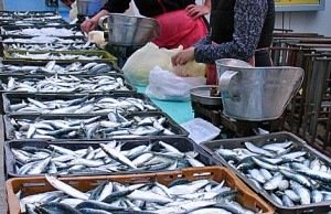 рибно тържище