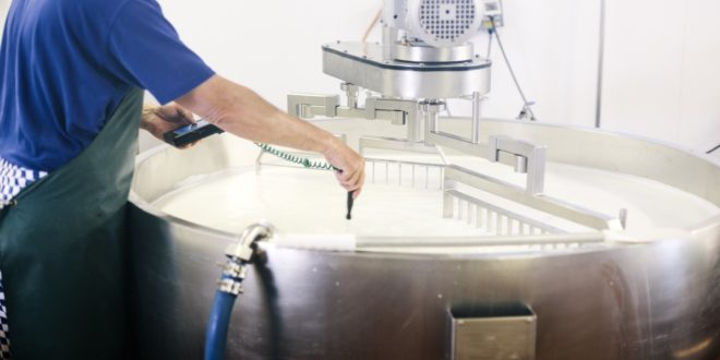 мярка 4.2, преработка на мляко