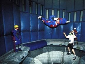 Свободно летене/ скайдайвинг на закрито – Indoor skydiving